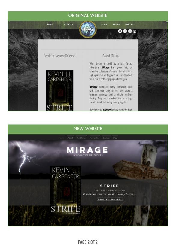Mirage Weekly Newsletter [3]-2