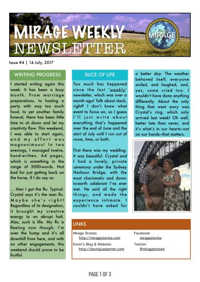 Mirage Weekly Newsletter [4]-1