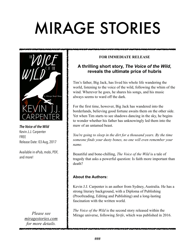 The Voice of the Wild [Press Release]-1.png